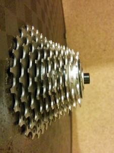 Raltech disc cover 11 speed cassette spacing