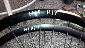 Hip Hip Hooray wheels