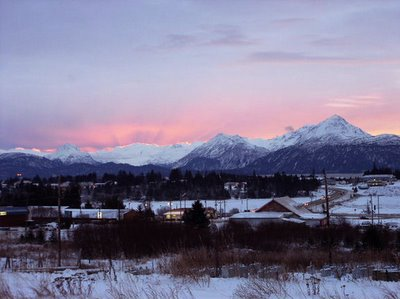 Up In Alaska: Sunrise-Sunset