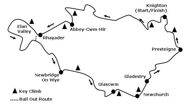 Autumn Epic Route
