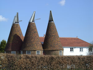 Kent Kentish Oast Oust House