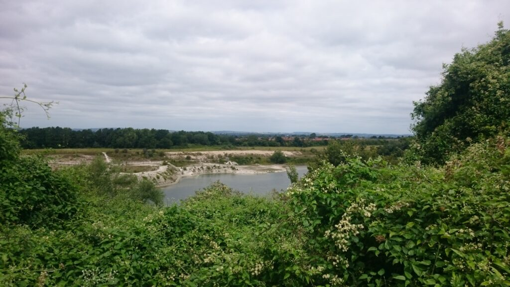 Quarries at Chinnor