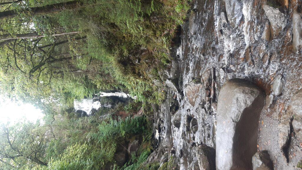 Waterfall @ Duke's Pass