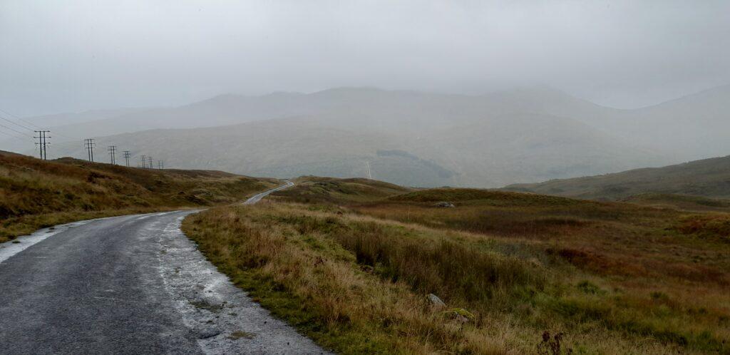 Descent to Bridge of Balgie