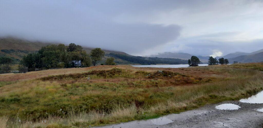 Loch Ossian YHA