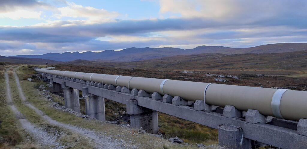 The Conon hydro scheme