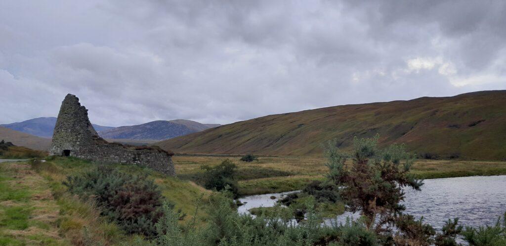 2300 year old 'Dun Dorniagal Brock'